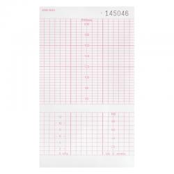 Hartie EKG top 152 mm x 90 mm x 160 foi