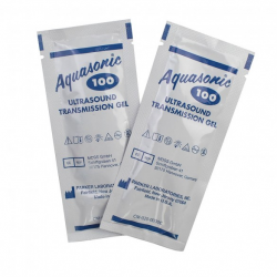 Gel steril pentru ultrasunete Parker Aquasonic 100 - plic 20 grame