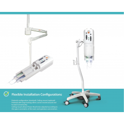 INJECTOMAT SUBSTANTA CONTRAST APO 100 Dual Head