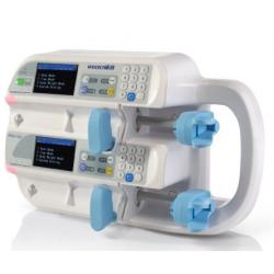 Pompa de injectie medicala ATI cu doua canale injectomat WGS 1020