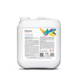 Gel dezinfectant maini KLINTENSIV 5 litri