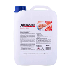 Dezinfectant AlchoSept Spray Klintensiv pentru maini si tegumente 5 l