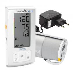 Tensiometru electronic de brat Microlife BP A6 BT cu Bluetooth, adaptor inclus