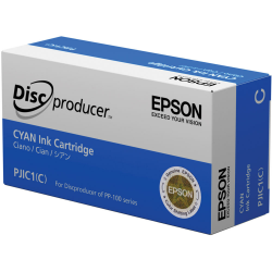 EPSON DISCPRODUCER INK CARTRIDGE, CYAN