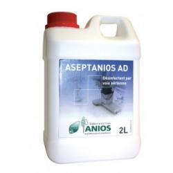 Dezinfectant suprafete aeromicroflora si dispozitive medicale ANIOS ASEPTANIOS AD