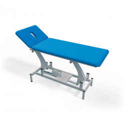 Masa pentru masaj elecrica cu 2 sectiuni MTE-2