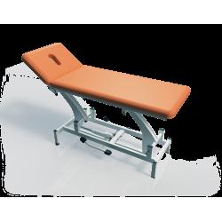 Masa pentru masaj hidraulica cu 2 sectiuni MTH-2